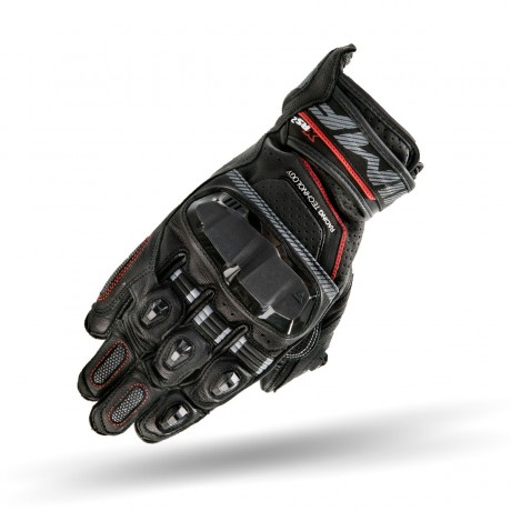 Rękawice Motocyklowe SHIMA XRS 2 Czarne