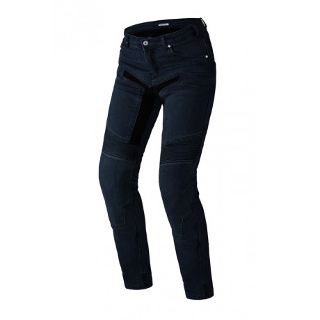Spodnie Jeansowe Rebelhorn EAGLE II WASHED BLACK