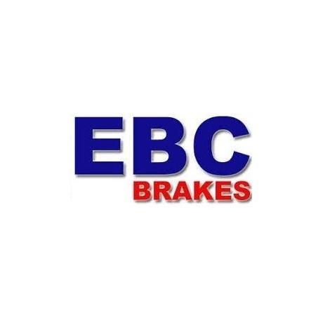EBC -  Klocki hamulcowe
